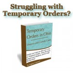 temporary orders ohio